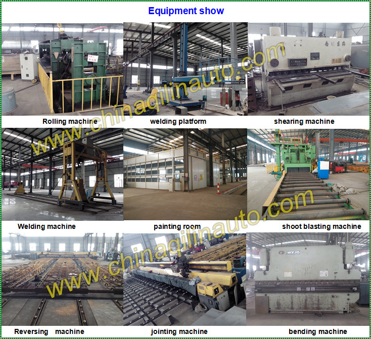 Factory Supplier 30cbm Storage Underground Tank for Sale