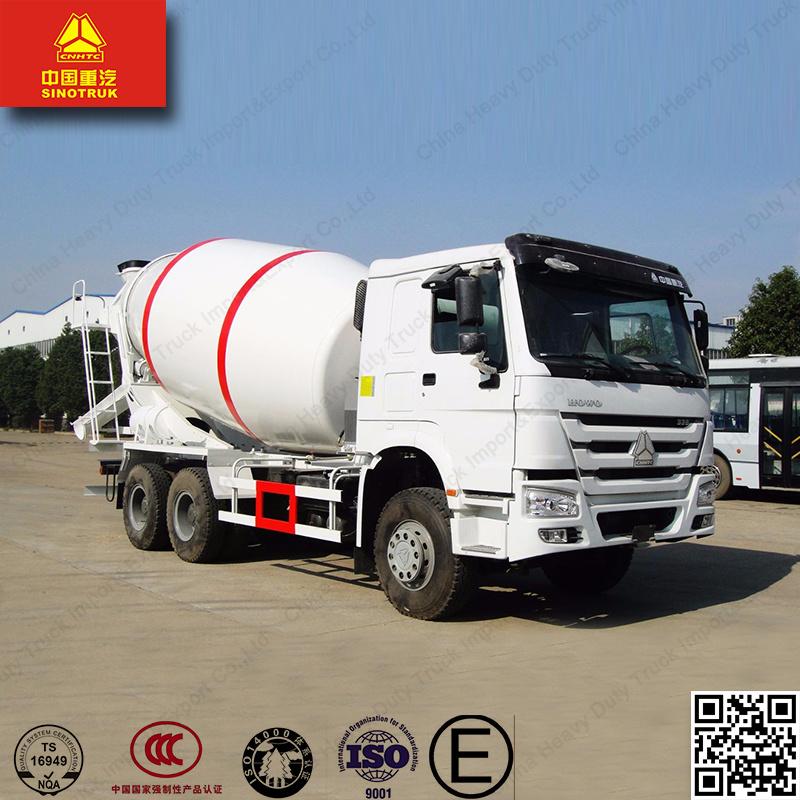 Sinotruk HOWO 6X4 336HP Co<em></em>ncrete Mixer Truck/Mixer Truck