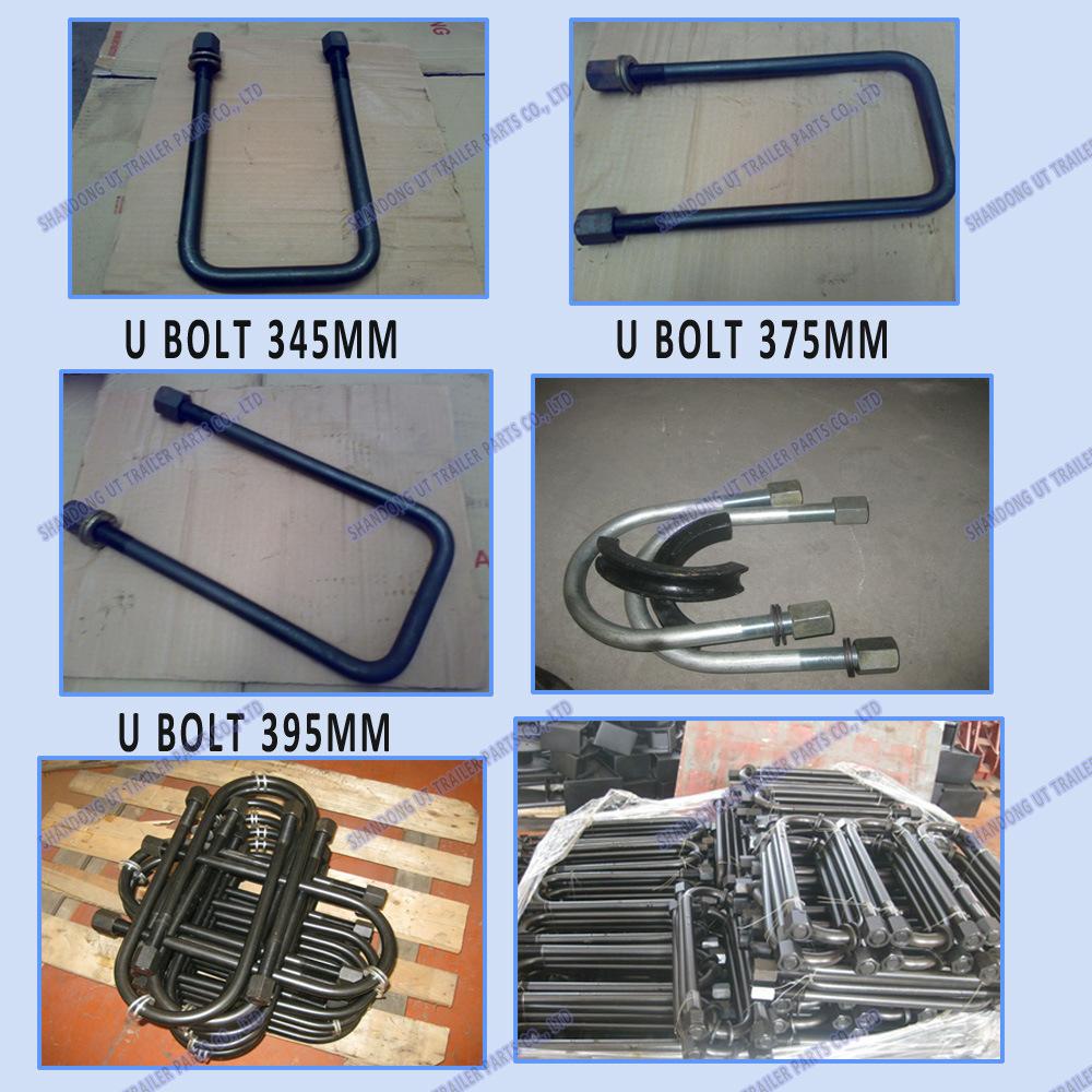 M22X2.0 U Bolt 773015 York Suspension Parts for Trailer