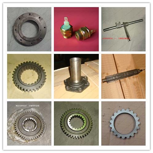 Truck Spare Parts Wheel Bolt Zl6.5q1-3103003