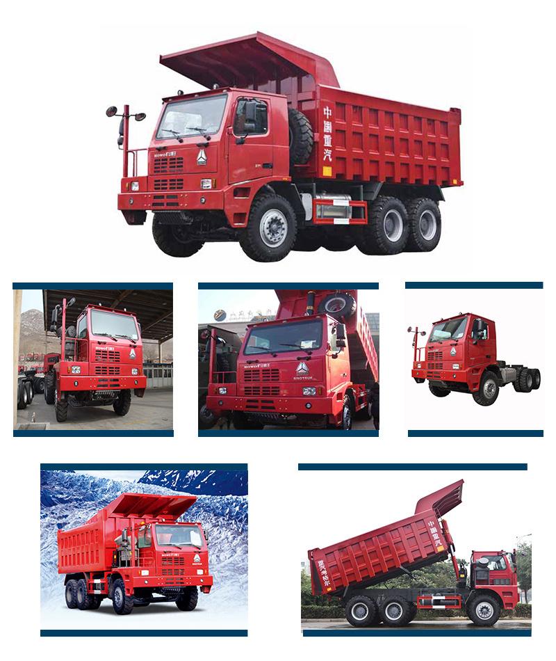HOWO 6X4 Truck Much Cheaper Than Used Tipper Trucks