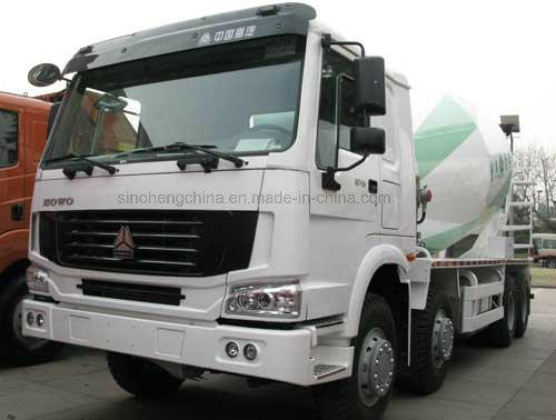 Top Brand Sinotruk HOWO Co<em></em>ncrete Mixer Truck 371HP