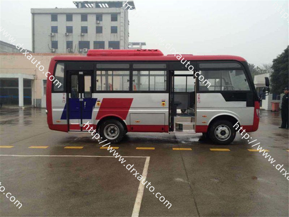 Mudan 115HP 2982cc Star Model 23seats Mini Bus