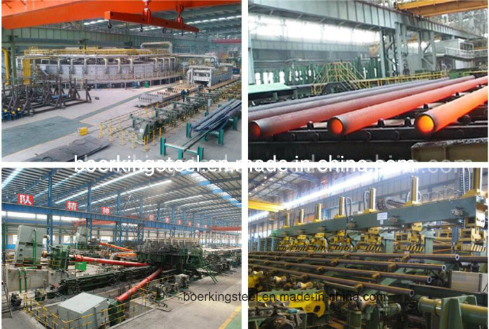 Line Pipe Hot Rolled ASTM A106 Gr. B A53 Seamless Line Steel Pipe