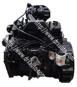 23seats Star Model Minibus with 130HP Diesel Engine