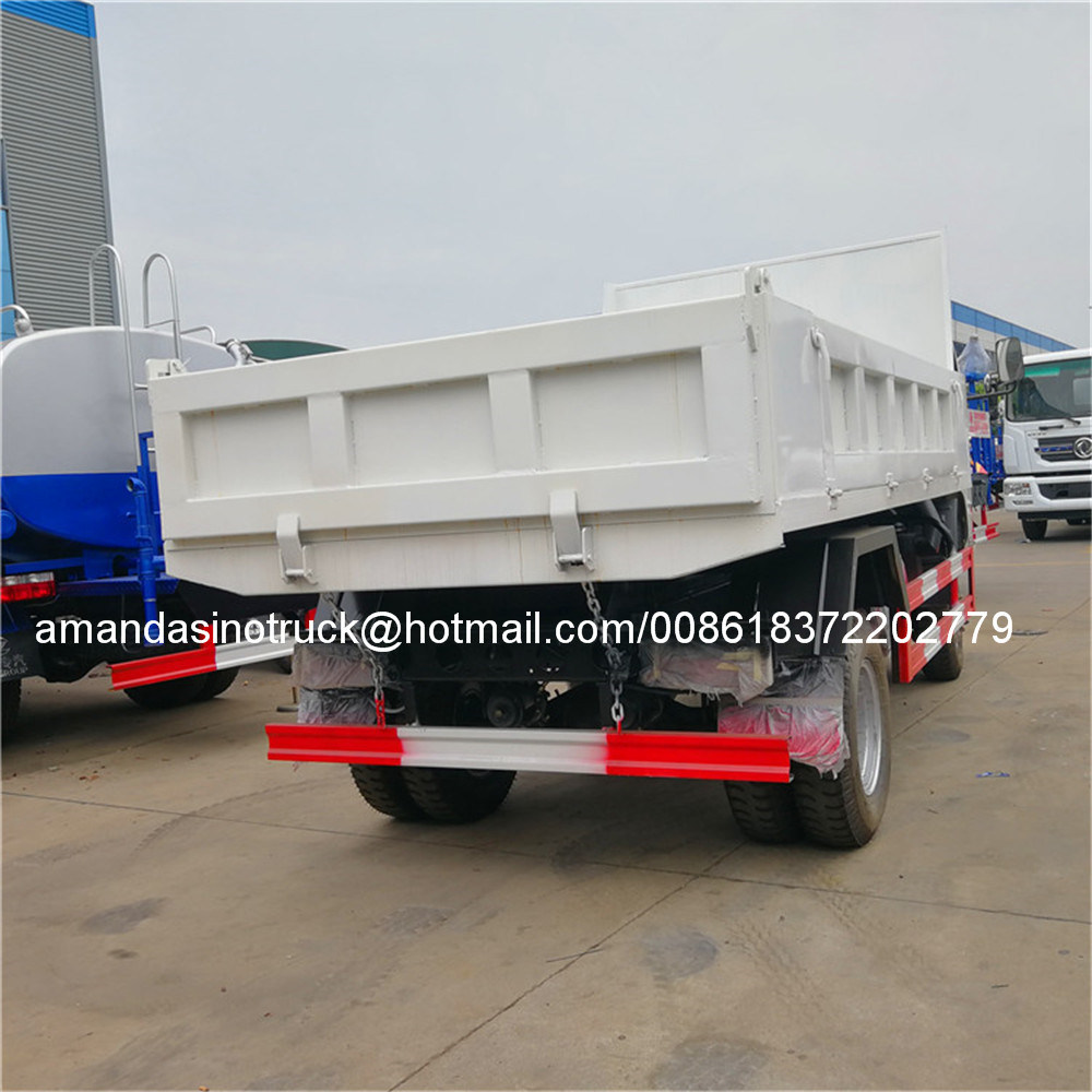 Do<em></em>ngfeng 4X4 Mini Dump Truck 4WD Tipper Truck for Sale