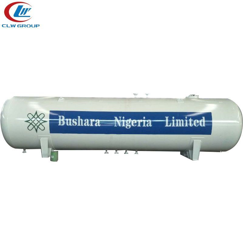50000liters 50m3 LPG Cooking Gas Tank for Sale