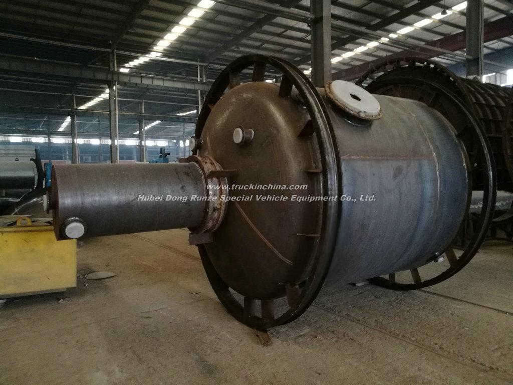 Customization Chemical Reactor Tank (Reactor Stirred Tank) with Motor Agitation Bar