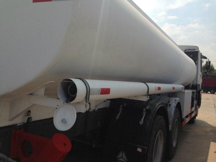Sinotruk HOWO 20000liters Water Tanker Truck for Sale