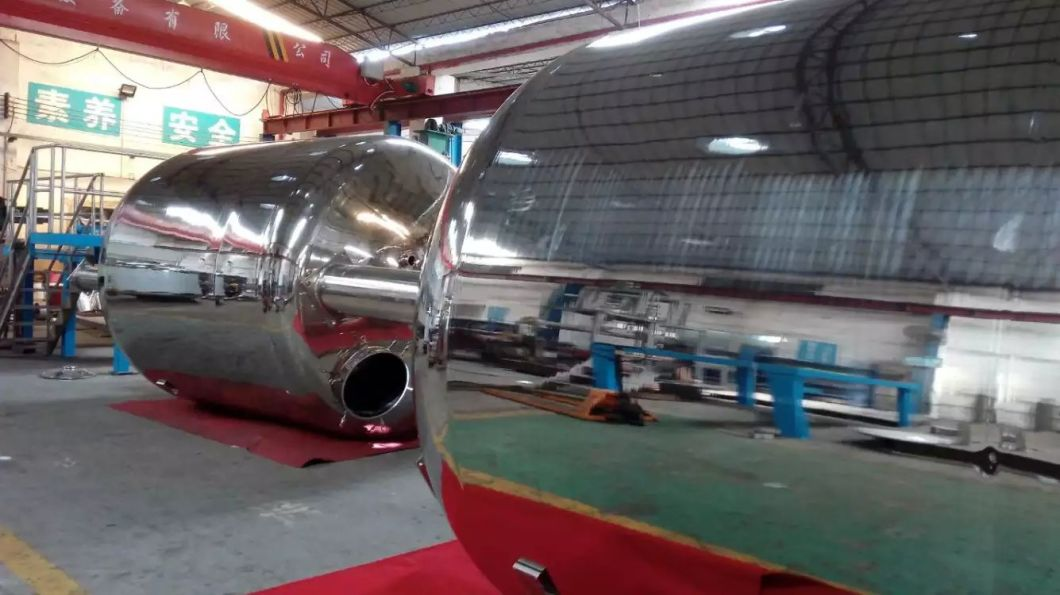 Stainless Steel Beer Fermenter Tank