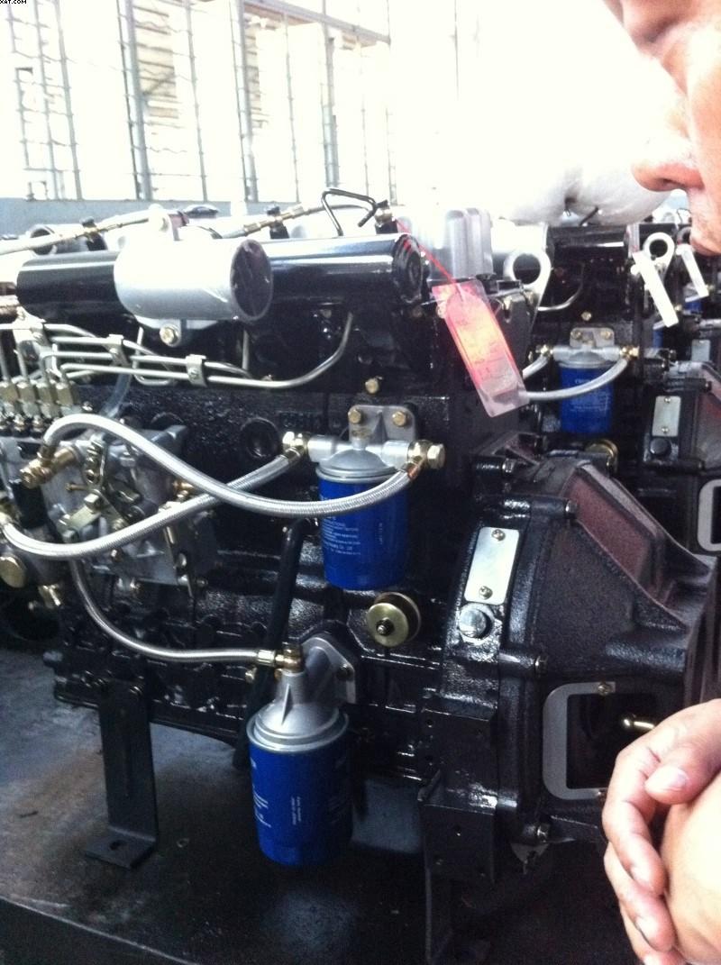 JAC Truck Engine Yangdong Ysd490q S607