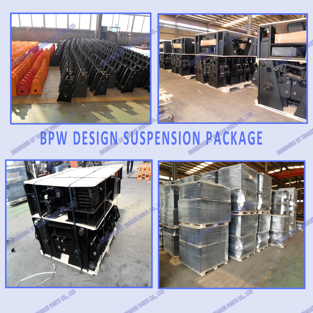 Fixed Torque Rod Arm BPW Suspension Parts Chinese Trailer Parts