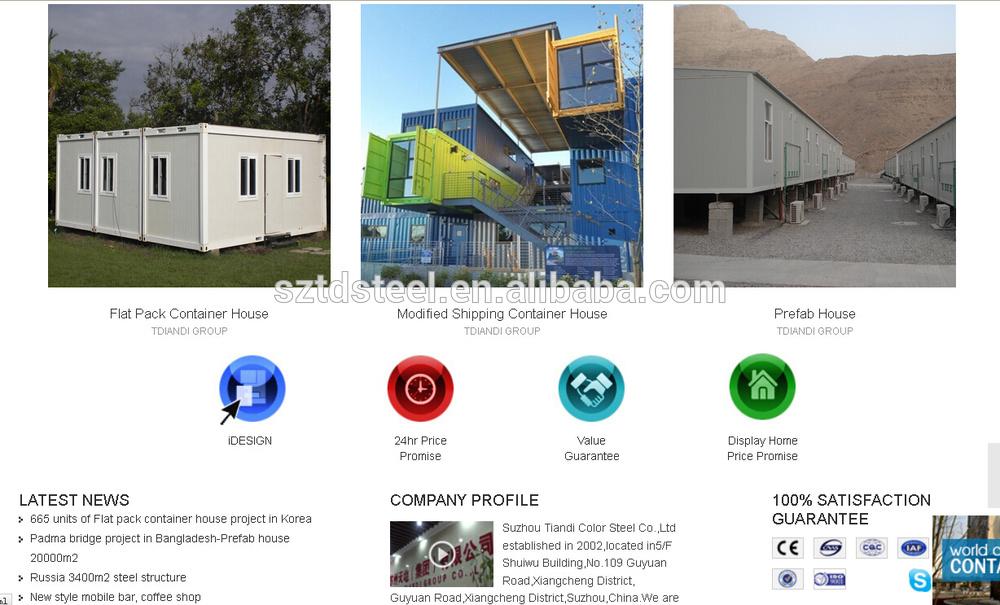 Prefab Mobile Sanitary Co<em></em>ntainer Prefabricated Toilet