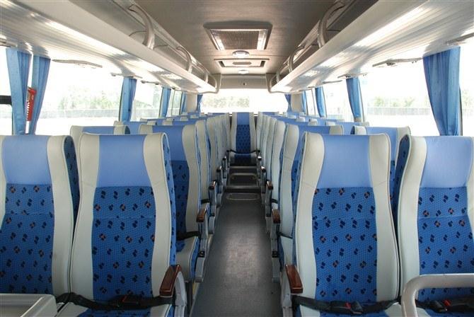 9.5m 37+1+1 Seats Luxury Long Distance Coach Bus