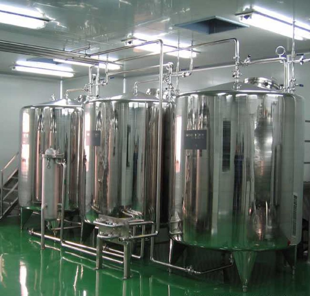 Large Volume Chemical Care Products Storage Tank