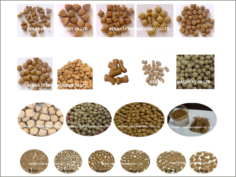 China Factory Manufacturer of Puffing Pellet Feed Extruder for Pet/Dog/Fish