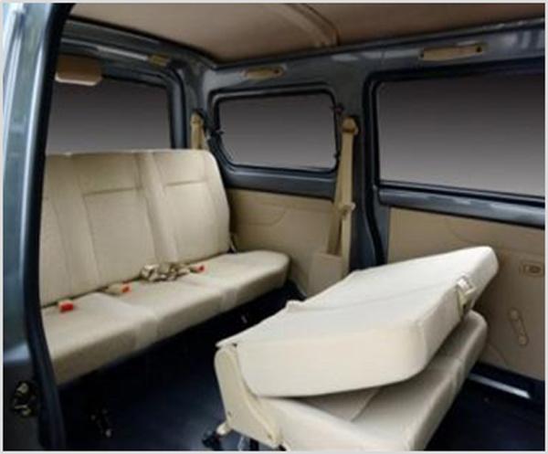 Kingstar Jupiter F6 7-8 Seats Mini Passenger Van (Luxury type) for