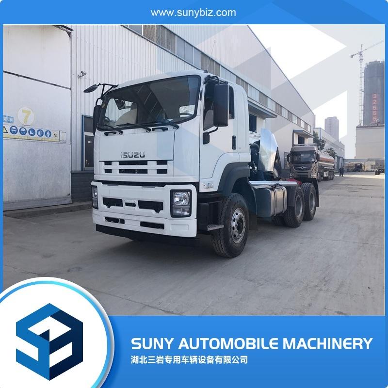Designer Hot-Sale 6X4 Isuzu Tractor Head Tractor Truck