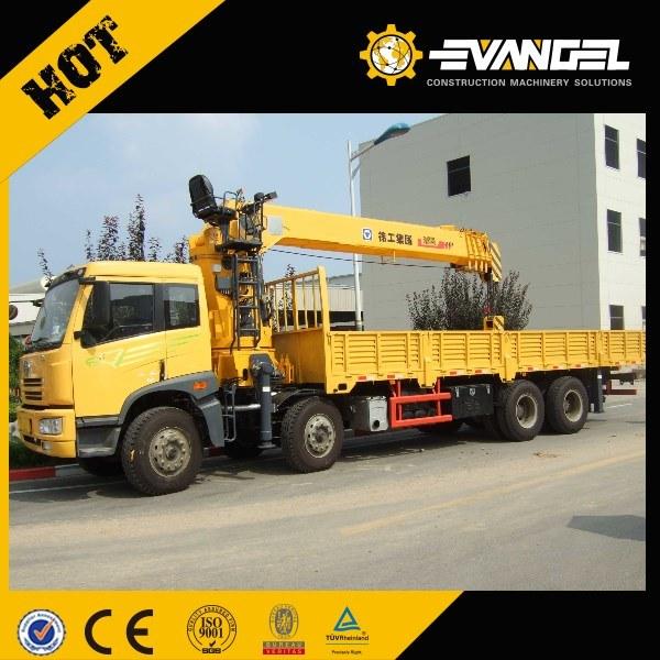 XCMG 16ton Telescopic Hyraulic Truck Mounted Crane
