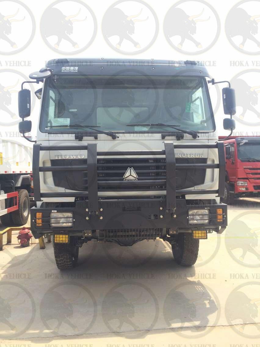 HOWO Series 4X4 290HP Dump Truck