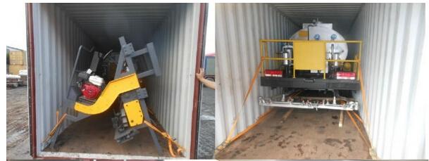 Asphalt Distributor Bitumen Sprayer Truck for Road Construction