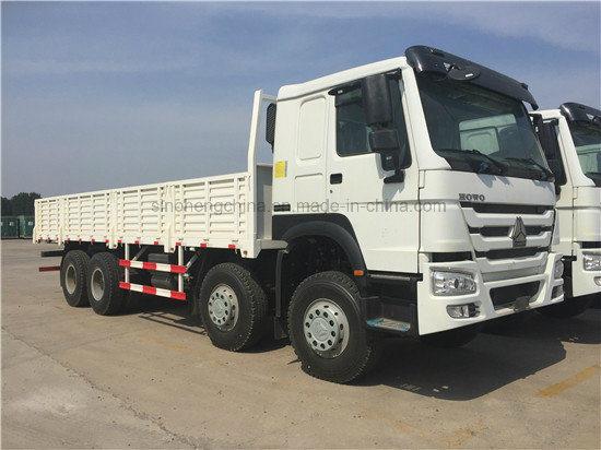 Sturdy Co<em></em>nstruction Sinotruk HOWO 12 Wheels Cargo Truck