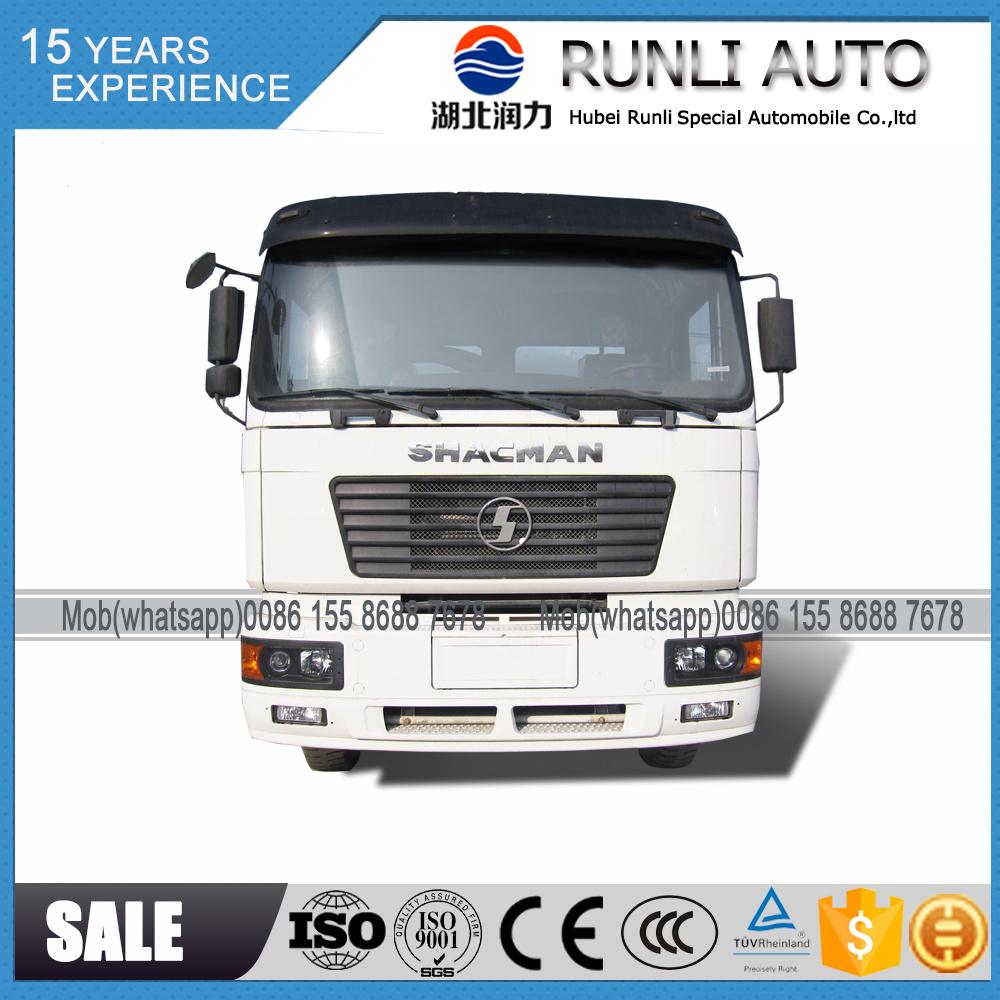 Hot Shacman 6X4 20000 Liters Water Transport Truck