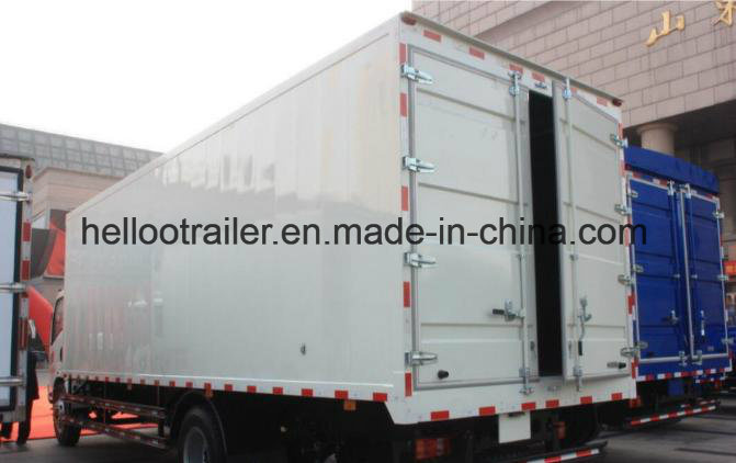 Sinotruk HOWO Brand 4X2 10ton 160HP Light Cargo Truck