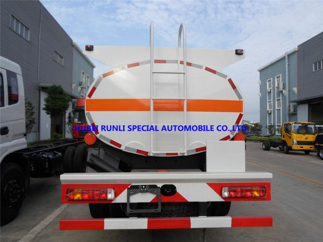 China Best Price Sinotruk Cnhtc HOWO 4X2 Fuel Tank Tanker Truck 12000L
