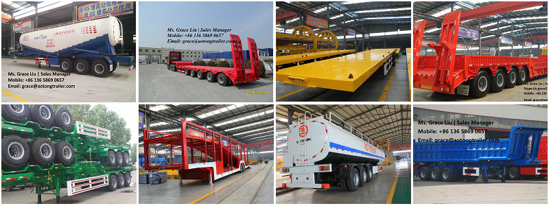 Multi Axles 100 Tons Self-Propelled Modular Transporter Lowbed Trailer (customized)