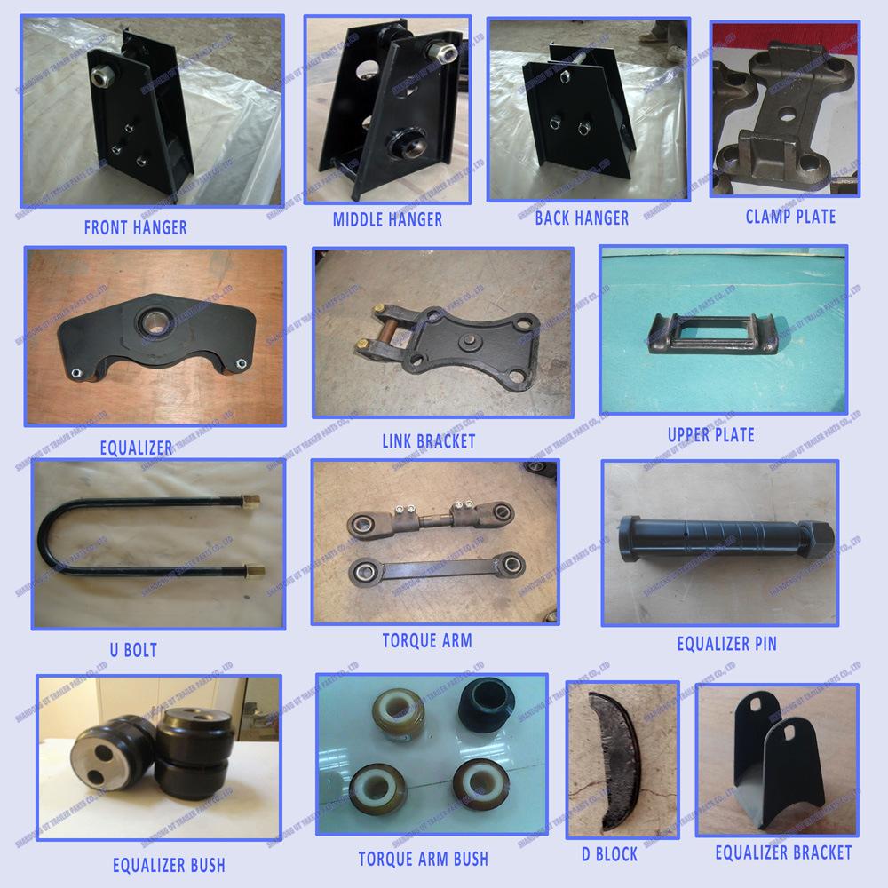 Fixed Torque Arm BPW Suspension Parts Trailer Parts