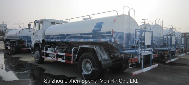 HOWO Water Truck 20, 000L Tanker, 6X4 Drive, 290HP