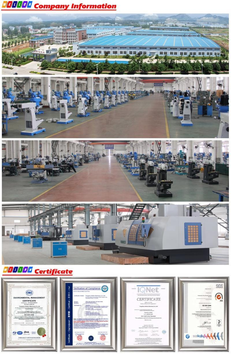 Bench Type Industrial Drilling Machine (Z4116G / Z4113G) Drill Press Machine(图6)