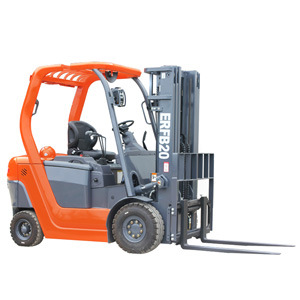 Battery Electric Forklift at 1.8/2/2.5/3/3.5ton with Unclosed Cabin and Ce Certificate