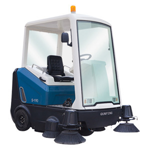 Qunfeng Electric Sweeper/Road Sweeper/Floor Sweeper/Electric Road Sweeper/
