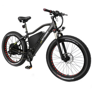60V 1000W 2000W Lithium Battery Powered Snow Electrical Bike Bicycle