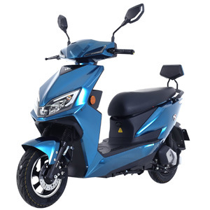 72V1000W Long Distance Electric Scooter Motorcycle for Adults