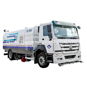New and Used Vehicles High Pressure Vacuum Street Cleaning Truck/Road Washing/Street/Road Sweeper