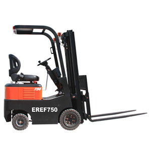Everun 4WD 750kg Mini Electric Forklift for Sale
