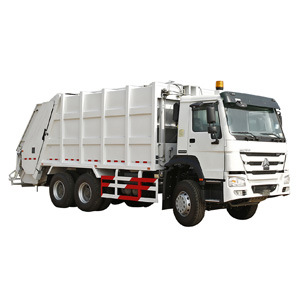 Electric Brand New and Used Garbage Truck for Collecting and Compactor (ZZ1167M4611)