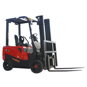1.6ton Electric Forklift with AC Motor