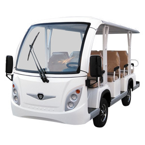 Factory Supply Electric 11 Seater Touris Bus