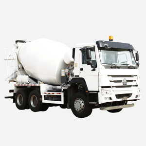 Sinotruk 6*4 New and 2016 Used HOWO Concrete Mixer Truck