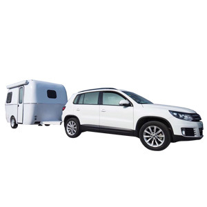 Road Mobile Motorhome Trailer Mobile Caravan