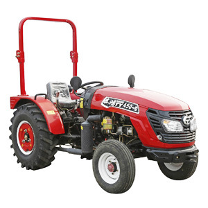 Made in China Compact Agricultural Machinery 40HP Farm Mini Tractor for Vine Yard