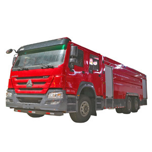 HOWO 6X4 Sinotruk 6000L Water and Foam Tanker Fighting Truck for Fire