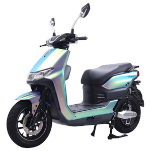 2000W 12 Inch High Speed Electric Motorcycle