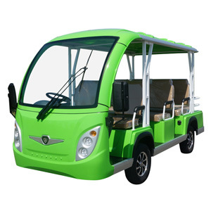Factory Supppy Electric 8 Seater Tourist Bus