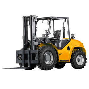 XCMG Official 2 Ton 2.5 Ton 3 Ton 3.5 Ton Diesel Forklift 4X4 Forklift Truck