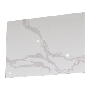 600X1200 White Marble Series Big Size Wear Resistant Living Room Polished Glazed Floor Tile
